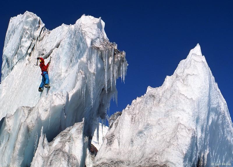 mt ranier climb